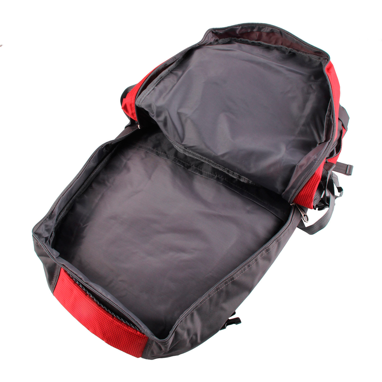 60l sac a dos randonn camping trekking backpack voyage sport sac dos nylon ebay. Black Bedroom Furniture Sets. Home Design Ideas