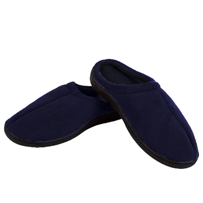Zapatillas de andar por casa de gel pantuflas relax confort para hombre ebay - Zapatillas andar por casa originales ...